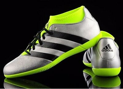eb6d1c022 adidas Ace 16.3 Primemesh IN Indoor Soccer Shoes New Size Men s 12  130  AQ3418