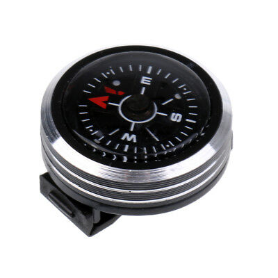30mm Mini Compass Camping Hiking Outdoor Travel Navigation Wild Survival  TPI