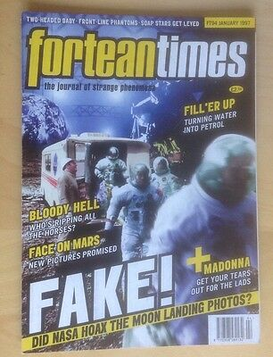 Fortean Times Magazine Issue 94 January 1997