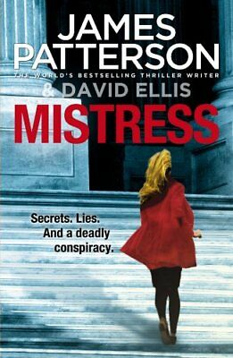 Mistress by Patterson, James Book The Fast Free Shipping