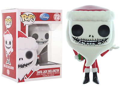 Funko Pop Disney Nightmare Before Christmas: Santa Jack Skellington Vinyl Figure