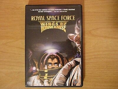 Royal Space Force: The Wings of Honneamise (DVD)