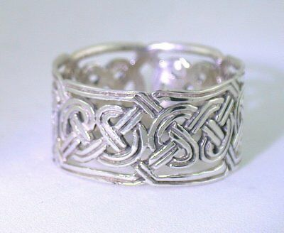 Sterling silver ring solid 925 new R000502 Empress