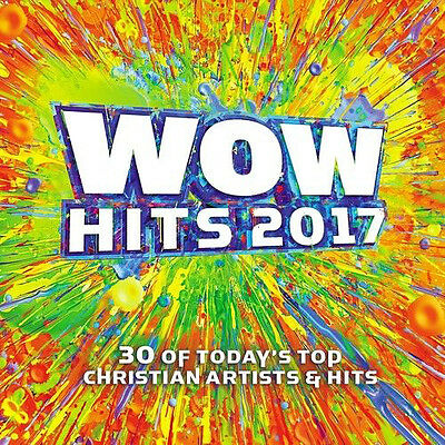 WOW  Hits 2017 - 30 of Today's Top Christian Artists & Hits CD 2016 ** NEW **