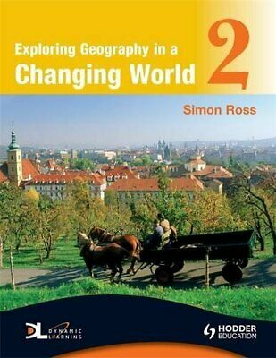 Exploring Geography in a Changing World PB2: v. 2 by Ross, Simon CD-ROM Book The