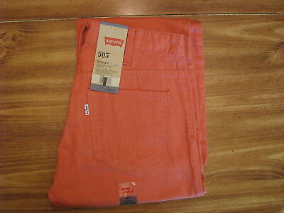 Levi's 505 Youth/Child Size 16 Regular (28x28) New Kids Jeans/Pants/Clothing