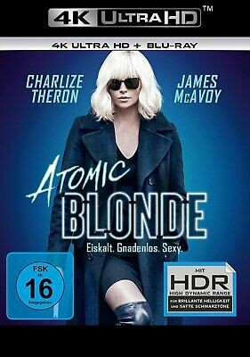Atomic Blonde - 4K Ultra HD Blu-ray + Blu-ray # UHD+BLU-RAY-NEU
