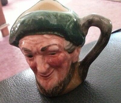Royal Doulton Auld Mac small toby jug  Excellent Condition FREE P&P