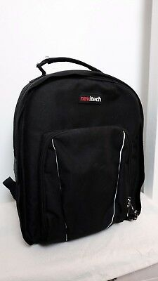 NAVITECH padded camera backpack bag case with for camera & accessories SLR DSLR