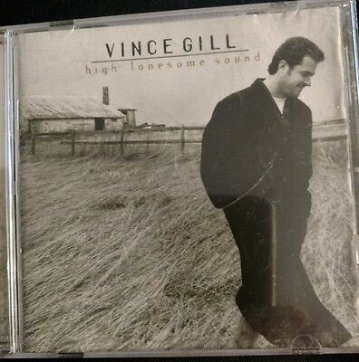Vince Gill.  HIGH LONESOME SOUND