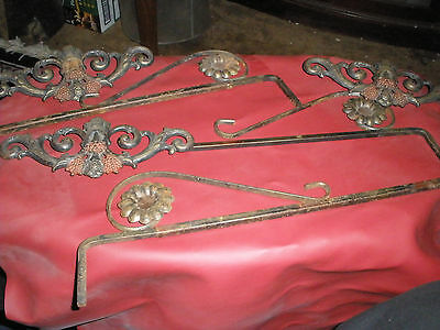 Antique Curtain Rods