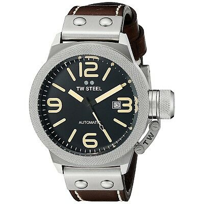 NEW TW Steel Canteen Men's Automatic Watch - CS35