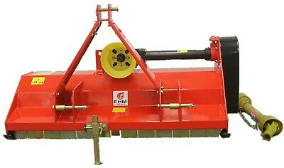 "48"" Flail Mower Cat.I 3pt 20+HP Rating (FH-EFG125)"