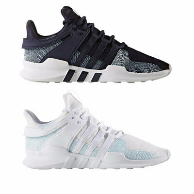 """Adidas EQT Support Adv """"Parley"""" Men's Shoes AC7804 (White) CQ0299 (Legend Ink)"""