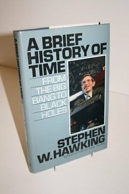 A Brief History of time. From the Big Bang to B... by Stephen W.Hawking Hardback