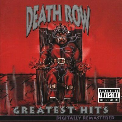 Jewell - Death Row Greatest Hits - Jewell CD 70VG The Cheap Fast Free Post The