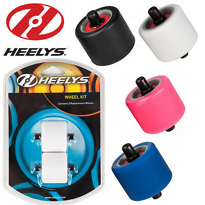 Heelys Fats Wheels Official Heelys Trainers Replacement 2 Wheel Pack Abec 5