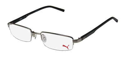New Puma 15363 Peta Half-Rimless Popular Design Eyeglass Frame/eyewear/glasses