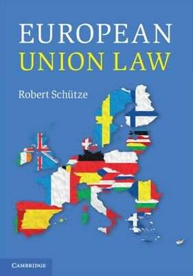 European Union Law (Paperback), Schutze, Robert, 9781107416536