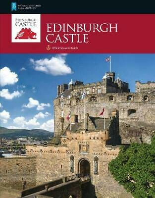 Edinburgh Castle : Official Souvenir Guide : by Peter Yeoman Book The Fast Free