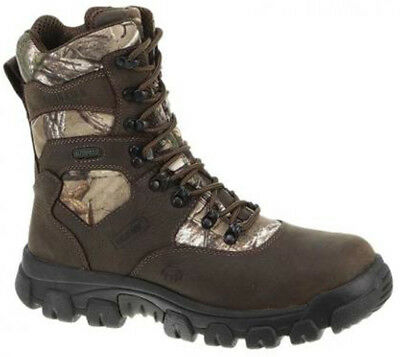 aac62178252 WOLVERINE W30083 MENS Hawthorne 8 Inch Hunting Boots