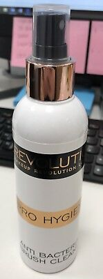 Brand New Makeup Revoultion Anti Bacteria Brush Cleaner Christmas Gift