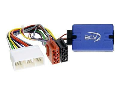 ACV Lenkradadapter Interface Chevrolet Spark ab 2010 Kenwood Autoradio 42-CV-702