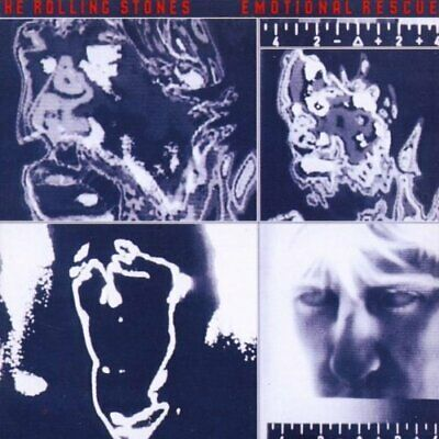 Rolling Stones - Emotional Rescue - Rolling Stones CD 5JVG The Fast Free