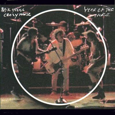Neil Young & Crazy Horse - Year Of The Hor... - Neil Young & Crazy Horse CD GHVG