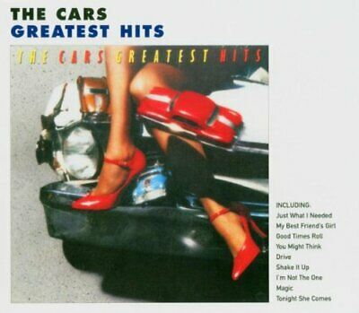 The Cars - Greatest Hits - The Cars CD 3GVG The Fast Free Shipping