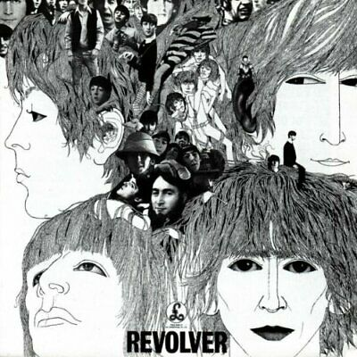 The Beatles - Revolver - The Beatles CD ARVG The Fast Free Shipping