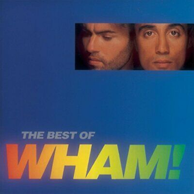 The Best of Wham! -  CD UVVG The Fast Free Shipping