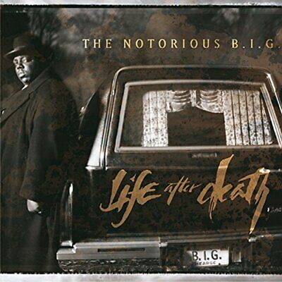 Notorious B.I.G - Life After Death - Notorious B.I.G CD QAVG The Fast Free