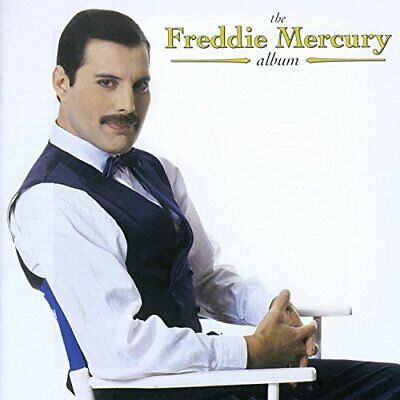 Freddie Mercury - Freddie Mercury Album - Freddie Mercury CD 4DVG The Fast Free