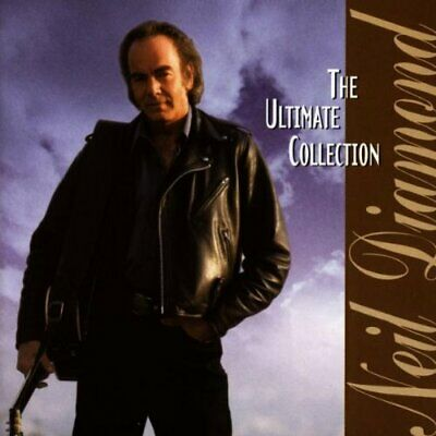 Neil Diamond - The Ultimate Collection - Neil Diamond CD JCVG The Fast Free