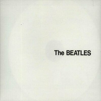 The Beatles - The White Album - The Beatles CD 01VG The Fast Free Shipping