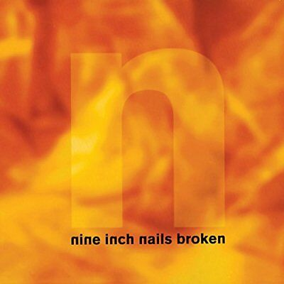 Nine Inch Nails - Broken EP - Nine Inch Nails CD LPVG The Fast Free Shipping