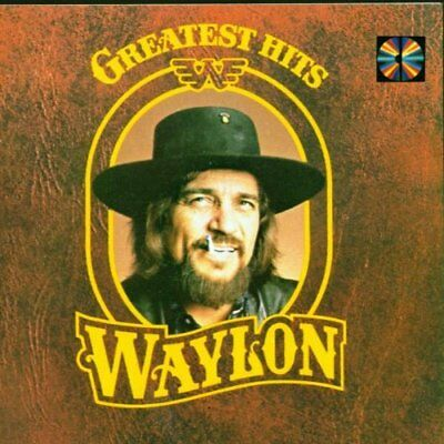 Waylon Jennings - Greatest Hits - Waylon Jennings CD AYVG The Fast Free Shipping