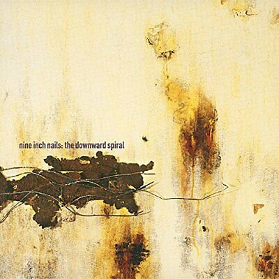 Nine Inch Nails - The Downward Spiral - Nine Inch Nails CD Q8VG The Fast Free