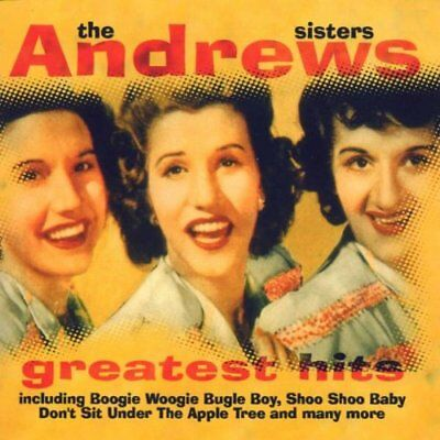 Andrews Sisters, The - Greatest Hits - Andrews Sisters, The CD X8VG The Fast