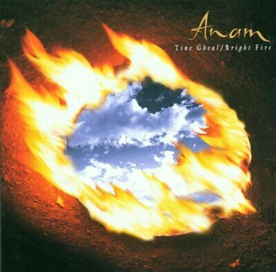 Anam - Tine Gheal / Bright Fire - Anam CD U2VG The Fast Free Shipping