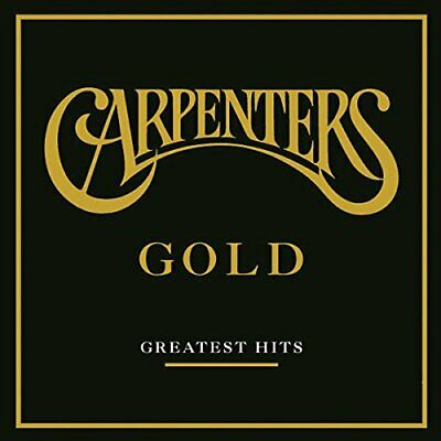 The Carpenters - Carpenters Gold: Greatest Hits - The Carpenters CD 01VG The