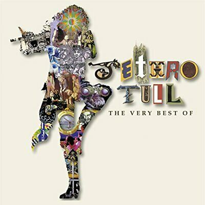 Very Best of Jethro Tull -  CD ILVG The Fast Free Shipping