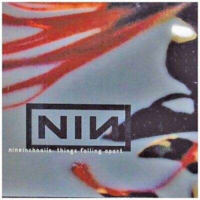 Nine Inch Nails - Things Falling Apart - Nine Inch Nails CD 9LVG The Fast Free