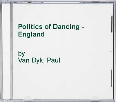Van Dyk, Paul - Politics of Dancing - England - Van Dyk, Paul CD TVVG The Fast