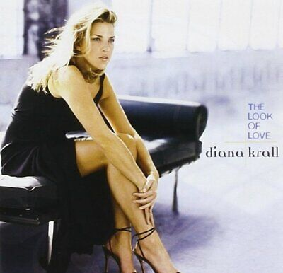 Diana Krall - The Look Of Love - Diana Krall CD CVVG The Fast Free Shipping