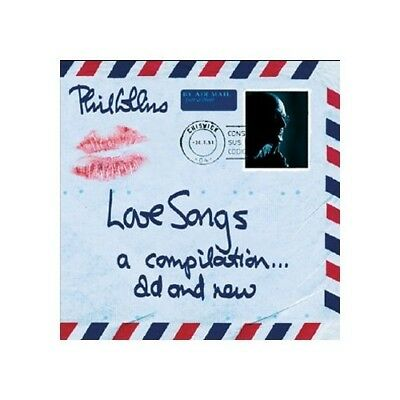 Phil Collins - Love Songs (A Compilation Old and New) - Phil Collins CD IUVG The