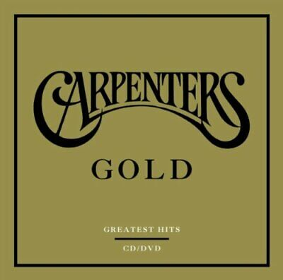 Carpenters - Gold: Greatest Hits (CD + DVD) - Carpenters CD VAVG The Fast Free