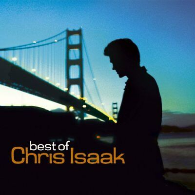 Chris Isaak - Best of Chris Isaak - Chris Isaak CD 3EVG The Fast Free Shipping