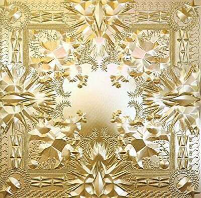 Jay-Z & Kanye West - Watch The Throne - Jay-Z & Kanye West CD BOVG The Fast Free